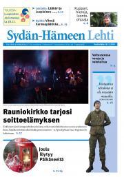 Sydän-Hämeen Lehti 18.11.2020