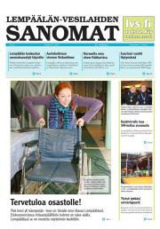 Lempäälän-Vesilahden Sanomat 31.01.2013