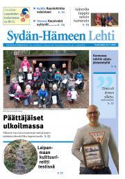 Sydän-Hämeen Lehti 25.11.2020