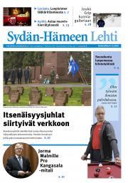 Sydän-Hämeen Lehti 9.12.2020