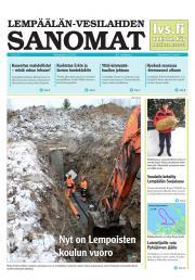 Lempäälän-Vesilahden Sanomat 04.02.2013