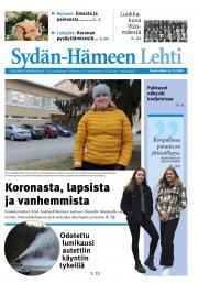 Sydän-Hämeen Lehti 16.12.2020