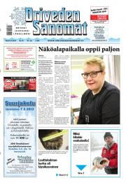 Oriveden Sanomat 05.02.2013