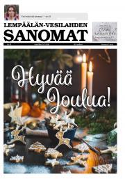 Lempäälän-Vesilahden Sanomat 23.12.2020