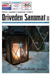Oriveden Sanomat 23.12.2020