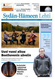 Sydän-Hämeen Lehti 30.12.2020