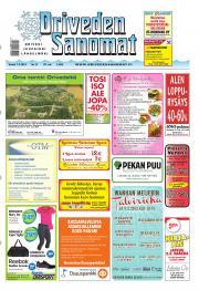 Oriveden Sanomat 07.02.2013