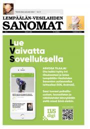 Lempäälän-Vesilahden Sanomat 7.1.2021