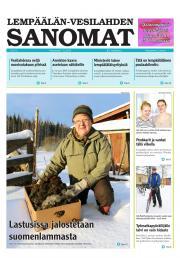 Lempäälän-Vesilahden Sanomat 11.02.2013