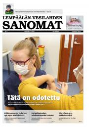 Lempäälän-Vesilahden Sanomat 13.1.2021