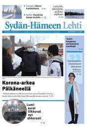 Sydän-Hämeen Lehti 13.1.2021