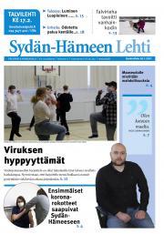 Sydän-Hämeen Lehti 20.1.2021