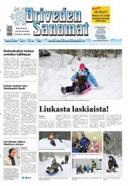 Oriveden Sanomat 12.02.2013