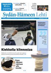 Sydän-Hämeen Lehti 27.1.2021