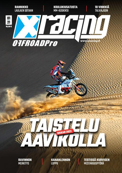 Xracing OFFROADPro 01/2021