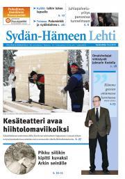Sydän-Hämeen Lehti 13.02.2013