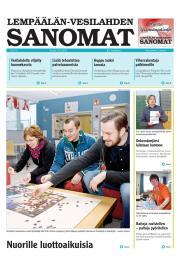 Lempäälän-Vesilahden Sanomat 14.02.2013