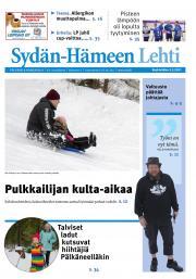Sydän-Hämeen Lehti 3.2.2021