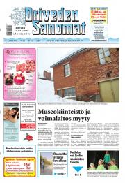 Oriveden Sanomat 14.02.2013