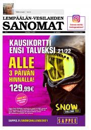 Lempäälän-Vesilahden Sanomat 17.2.2021