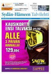 Sydän-Hämeen Lehti 17.2.2021