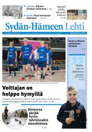 Sydän-Hämeen Lehti 24.2.2021