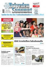 Oriveden Sanomat 19.02.2013