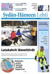 Sydän-Hämeen Lehti 3.3.2021