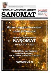 Lempäälän-Vesilahden Sanomat 10.3.2021