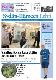 Sydän-Hämeen Lehti 10.3.2021