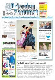 Oriveden Sanomat 21.02.2013