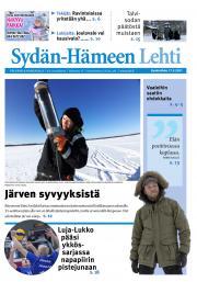 Sydän-Hämeen Lehti 17.3.2021