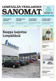 Lempäälän-Vesilahden Sanomat 25.02.2013