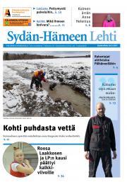 Sydän-Hämeen Lehti 24.3.2021