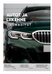 Autot ja Liikenne kevät 2021 24.3.2021