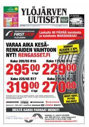 Ylöjärven Uutiset 24.3.2021