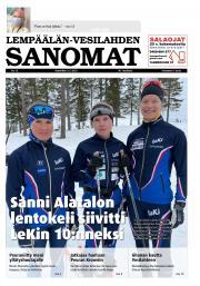 Lempäälän-Vesilahden Sanomat 31.3.2021