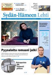 Sydän-Hämeen Lehti 31.3.2021