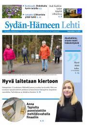 Sydän-Hämeen Lehti 7.4.2021