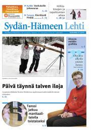 Sydän-Hämeen Lehti 27.02.2013