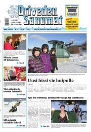 Oriveden Sanomat 28.02.2013