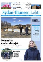 Sydän-Hämeen Lehti 28.4.2021