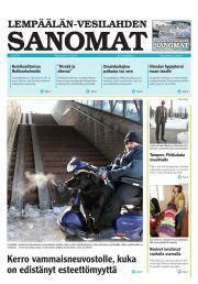 Lempäälän-Vesilahden Sanomat 04.03.2013