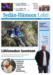 Sydän-Hämeen Lehti 12.5.2021