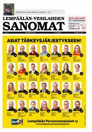 Lempäälän-Vesilahden Sanomat 26.5.2021