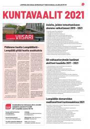 SDP Lempäälän Viisari 2021 26.5.2021