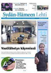 Sydän-Hämeen Lehti 26.5.2021