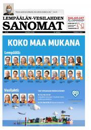 Lempäälän-Vesilahden Sanomat 2.6.2021