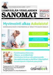 Lempäälän-Vesilahden Sanomat 9.6.2021