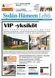 Sydän-Hämeen Lehti 9.6.2021
